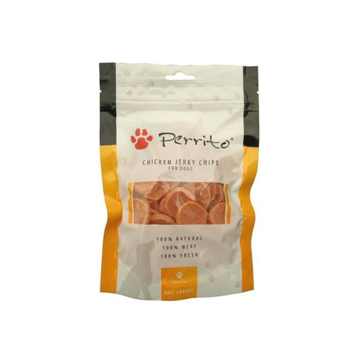 PERRITO Chicken Jerky Chips 100 g
