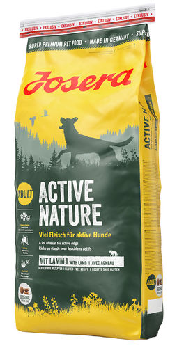 JOSERA Exklusiv Active Nature 15 kg
