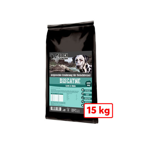 Black Canyon BISCAYNE (Lachs & Huhn) 15 kg