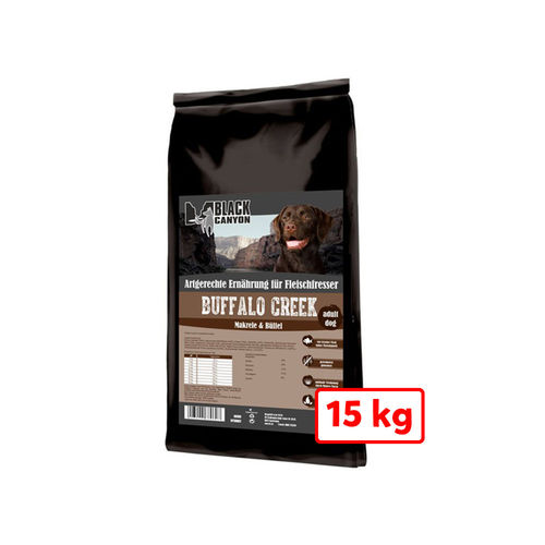 Black Canyon BUFALLO CREEK (Büffel & Makrele) 15 kg