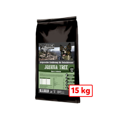 Black Canyon JOSHUA TREE (Hase & Schwein) 15 kg