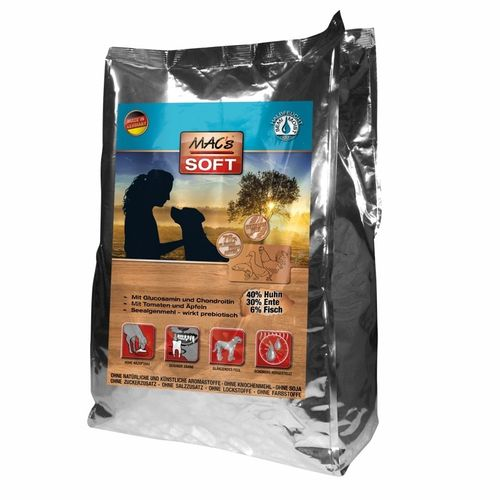 Mac´s SOFT Adult Dog GETREIDEFREI 15 kg