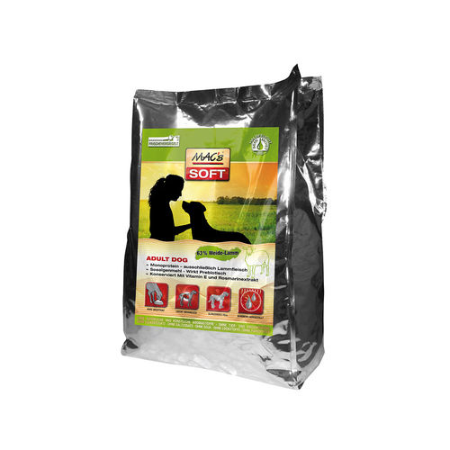 MAC´s SOFT Adult Dog Lamm 15 kg