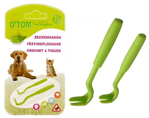 O´TOM Zeckenhaken TICK TWISTER® 2er-Set