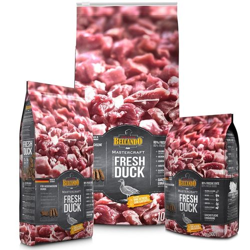 Belcando Mastercraft Fresh Duck 10 kg