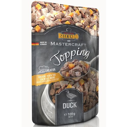 Belcando Mastercraft TOPPING Duck 100 g