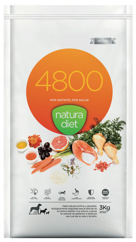 NATURA DIET 4800 (High Energy) 12 kg