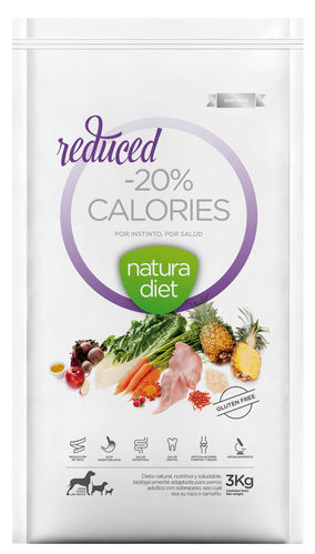 NATURA DIET Reduced -20% Calories 3 kg